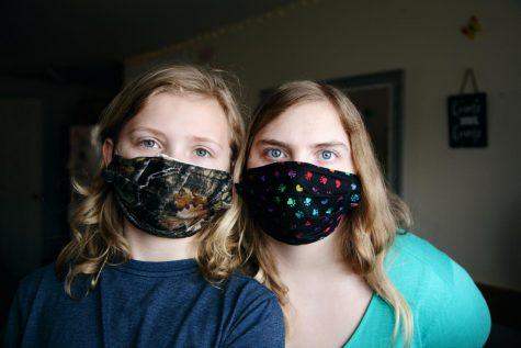 Masks in fashion!