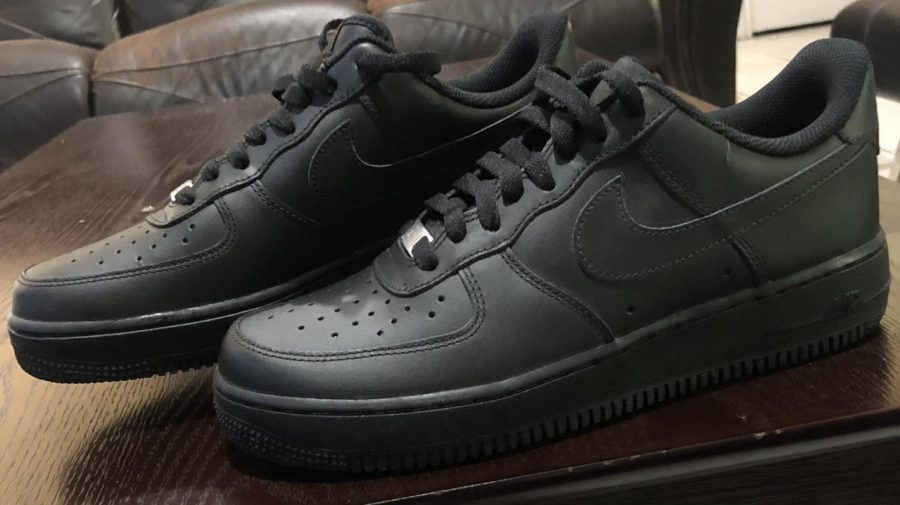 Why does everyone have a pair of Air Force 1's?