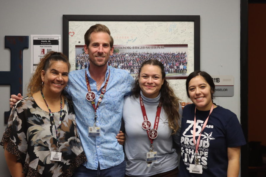 9th grade office staff are always available to assist students with any questions or concerns.