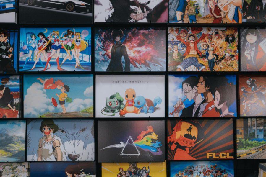 Popular Anime at Northbrook